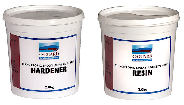 C-Guard Thixotropic Epoxy Adhesive